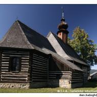 Dřevěný kostel sv. Michala